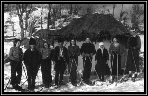 skijaski klub na Rtnju