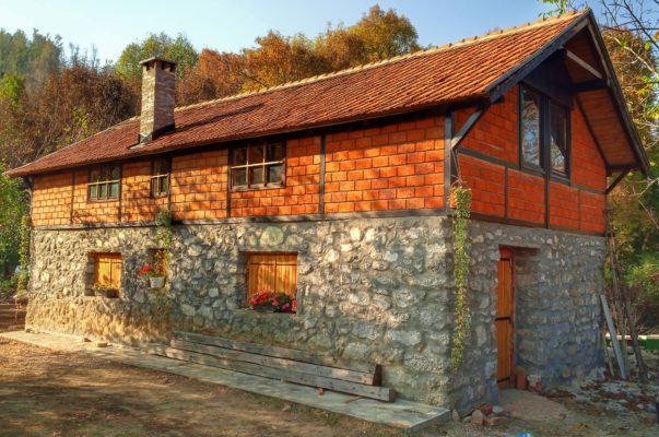 Vila Lapušnja