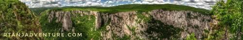 Panorama Lazarevog Kanjona