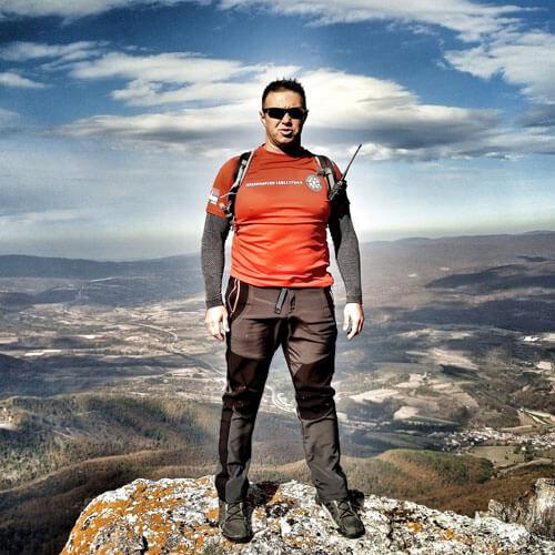 Planinarski vodič Rtanj